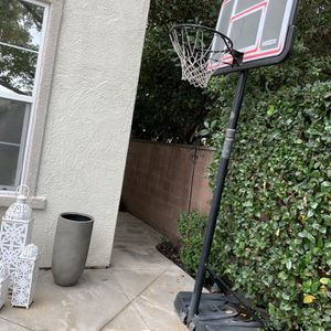 Adult Basket Ball Hoop for Sale in Ladera Ranch, CA