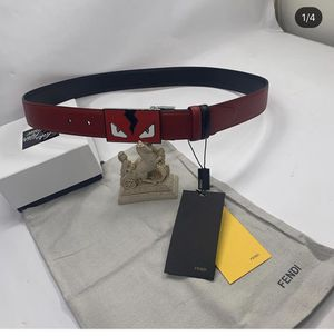Brand new red reversible w black fendi for Sale in Pacifica, CA