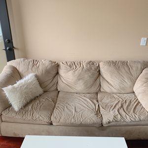 Free Beige Sofa for Sale in Sammamish, WA