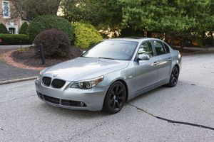 2007 BMW 5 Series 550i Sedan Auto Zero Problems WARRANTY Included 130k for Sale in Cleveland, OH
