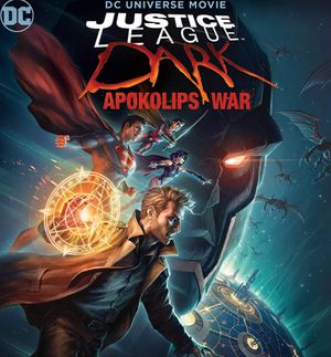 Justice League Dark: Apokolips War - HD Digital Copy Only for Sale in San Jose, CA