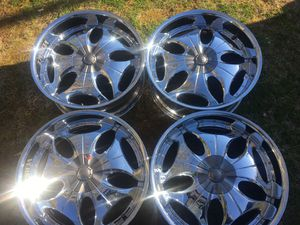 Chrome Rims for Sale in Severn, MD
