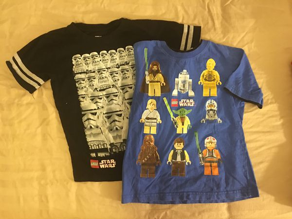 4T -ish themed clothing, used