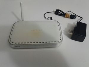 Netgear Wireless-G Router (Model: WGR614v9) for sale for Sale in Los Angeles, CA