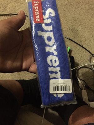 Supreme headband for Sale in Fort Worth, TX