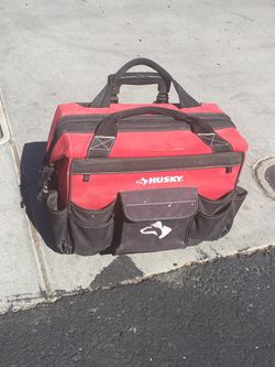 Husky 18in Rolling Tool Bag for Sale in San Diego,  CA