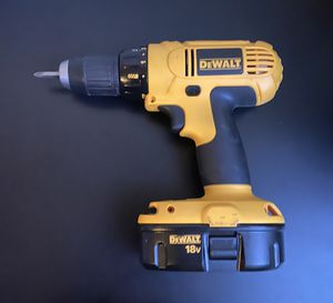 Dewalt DC970 Wireless drill LIKE NEW for Sale in Costa Mesa, CA