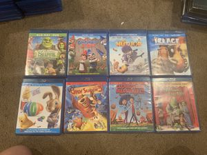 7- children's blu-rays (make an offer) Ice Age has been Sold for Sale in Temecula, CA