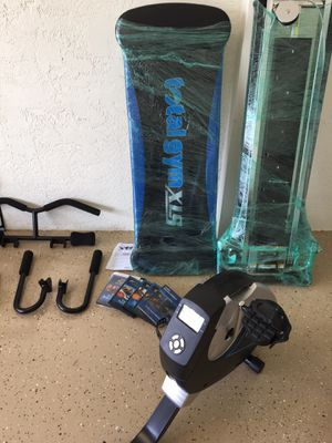 TotalGym XLS - many accessories and DVDs for Sale in Venice, FL