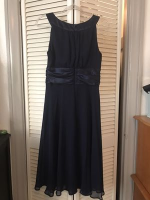 Beautiful navy dress for Sale in Salinas, CA