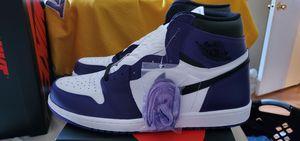 Nike Jordan 1 retro court purple sz 15 DS for Sale in Cranston, RI