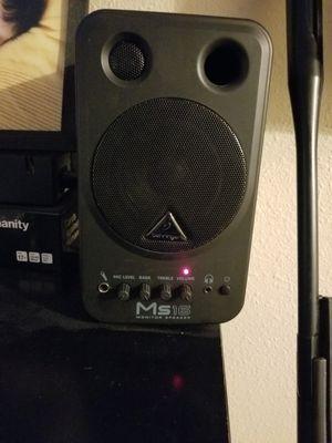 Behringer hi-quality speakers for Sale in Saint Joseph, MO