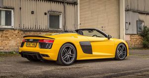 """Audi R8 Style Rims 19""""x8.5 5x112 Black Machined New Set for Sale in Hayward, CA"""