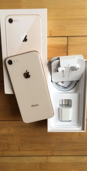 New Condition Apple iPhone 8 Factory Unlocked for Sale in North Miami Beach, FL