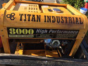 Generator 8000 Watts for Sale in Nashville, TN
