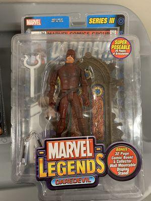 Marvel legends daredevil for Sale in Buena Park, CA