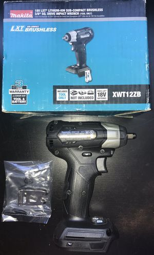 Makita 3/8 impact wrench for Sale in Los Angeles, CA