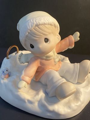 Precious moments porcelain figurines for Sale in Hopewell, NJ