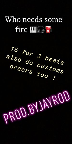 Any artist needs beats? BEAT SALE!! for Sale in Red Oak, TX