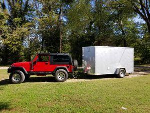 12' 2018 diamond toy hauler for Sale in Cartersville, GA