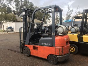 Toyota Forklift for Sale in Ontario, CA