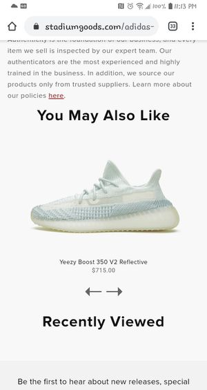 Adidas yeezy 350 for Sale in Toledo, OH