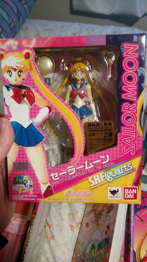 Sailor Moon First Edition Figurine for Sale in Tacoma, WA