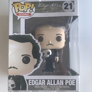New Edgar Allan Poe Funko Pop for Sale in Manassas, VA