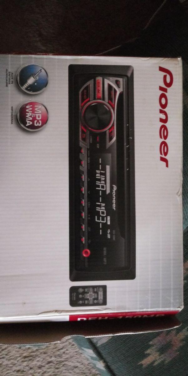 Pioneer DEH 150 MP cd radio