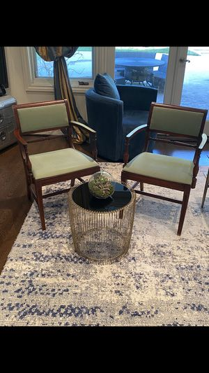 2 beautiful antique chairs that are elegant and classy for Sale in West Hollywood, CA