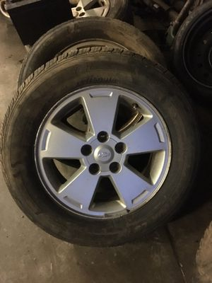 2008 Chevy impala wheels for Sale in Cleveland, OH