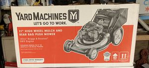 Lawn mower brand new for Sale in Chicago, IL