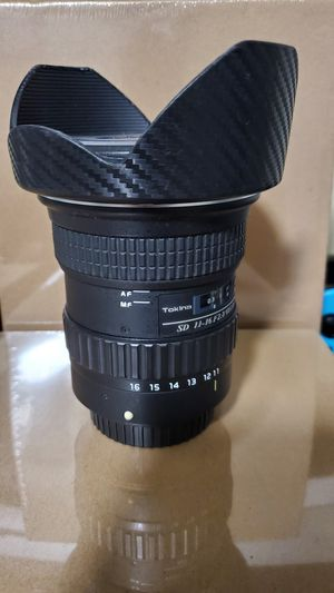 Tokina 11-16mm f2.8 / Canon EF mount / Wide Angle Lens for Sale in Irvine, CA