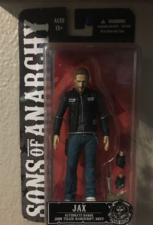 Sons of Anarchy (SoA) Jax action Figure for Sale in Las Vegas, NV