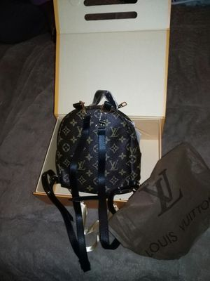"""Mini Designer backpack..9""""x8""""..( box is extra) for Sale in Concord, CA"""