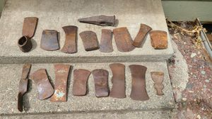 Axes and old steel for Sale in BETHEL, WA