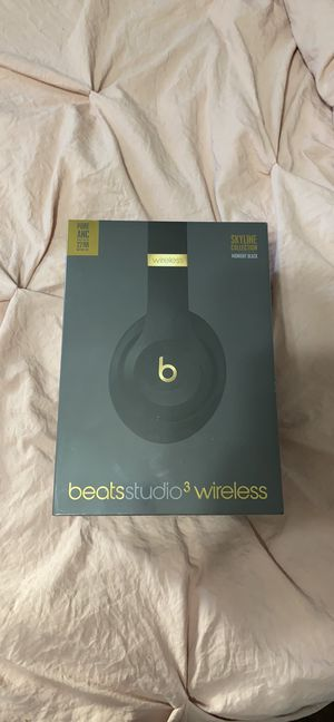 Beats Studio3 wireless headphones for Sale in Friendswood, TX