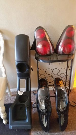 2000-04 monte Carlo headlights, tail lights, and center conceal set $300 for Sale in Los Angeles, CA