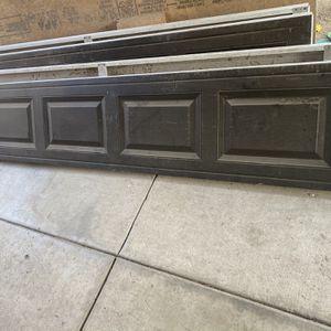 Garage Door Panels 8x7 for Sale in Arvin, CA