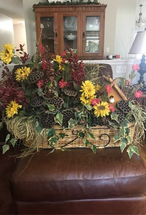 Fake plant decoration for Sale in Broomfield, CO