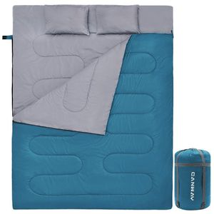 Canway Double Wide Sleeping Bag for Sale in Seal Beach, CA