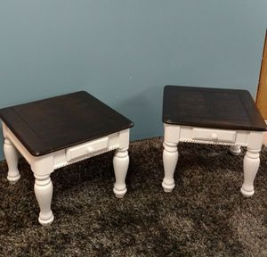 2 End Tables for Sale in Elyria, OH