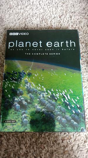 Planet Earth DVD set for Sale in Seattle, WA