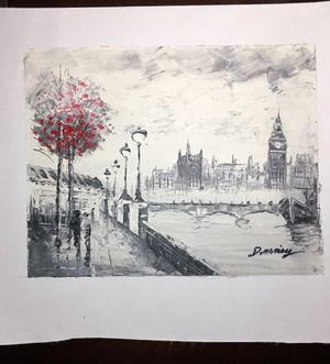 London Painting for Sale in Nashville, TN
