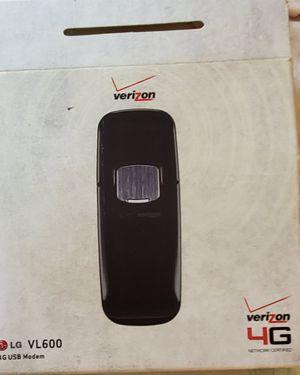 Verizon Wireless 4G USB Modem for Sale in Oak Lawn, IL