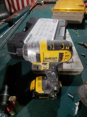 Dwalt impact drill for Sale in Mason City, IA