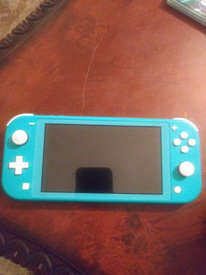 Nintendo Lite with Luigi's Mansion 3 and charger for Sale in San Bernardino, CA