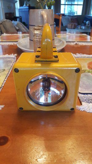 Vintage u.s. Navy light / Lantern for Sale in Riverside, CA