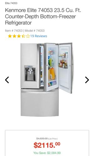 Refrigerator for Sale in Chantilly, VA