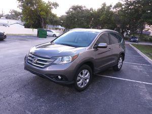 2013 Honda CRV EXL for Sale in Pompano Beach, FL